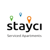 Stayci Logo Serviced Apartments in The Hague and Rotterdam, The Netherlands