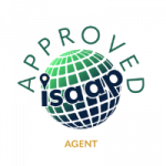 ISAAP Approved Agent Logo ASAP